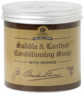 Sattelseife SADDLE LEATHER SOAP, Dose