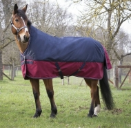 EQUI-THEME Tyrex 1200D High Neck Pferdedecke, 0g