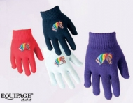 scan-horse Magic Handschuhe mit Motiv